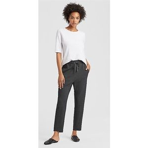 Eileen Fisher Recycled Poly Slouchy Pants